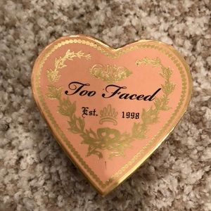 TooFaced perfect flush blush